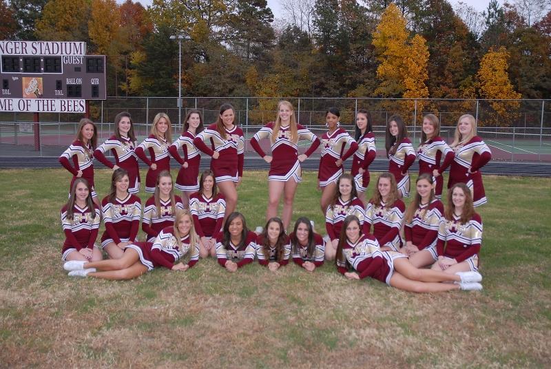 Bhs Cheerleaders